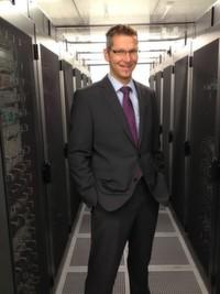Sven Stiefvater, Hosting Services bei Bechtle IT-Systemhaus Friedrichshafen