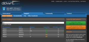 In der Datenbank von DD-WRT erhalten Administratoren die notwendigen Dateien und Hinweise, wie sie den Router aktualisieren.