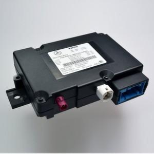 Das Peiker Connectivity-Modul stellt die Verbindung zwischen dem Fahrzeug und dem Backend des Automobilherstellers her.