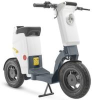 Ein E-Scooter zum Mitnehmen – der Klapproller GiGi