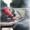 Polyurethan-Motorhaube schützt Fußgänger