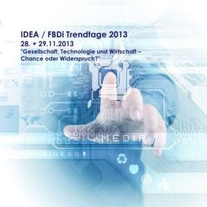 IDEA /FBDi Trendtage 2013: