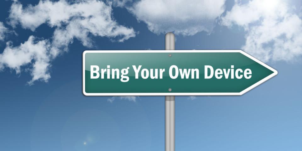 Bring Your Own Device ebnet den Weg zum Arbeitsplatz der Zukunft mit hoher Vernetzung und Mobilität. Dafür muss aber das Bewusstsein für Sicherheit noch wachsen.