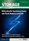 Blitzschnelle Speichersysteme mit Flash-Memory und SSD