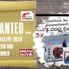 Wanted: Hilscher belohnt kreative Ideen