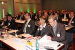 Etwa 60 Teilnehmer lauschten in der Schwabenlandhalle Stuttgart-Fellbach den hochkarätigen Vorträgen.
