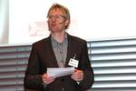 "Claus-Peter Köth, Chefredakteur »Automobil Industrie«, übergab die Awards in der Kategorie ""Automotive"" sowie die Sonderpreise."
