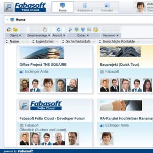 Mit Fabasoft in die europäische Cloud