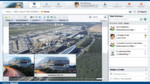 In der Folio Cloud abgelegte Bilder und Dokumente können direkt im Web angesehen - und je nach Dateiart auch bearbeitet werden, ohne diese vorher lokal abspeichern zu müssen.