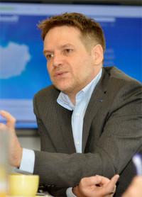 Karl Mayrhofer, Geschäftsführer der Fabasoft Cloud GmbH.