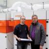 Absaugsysteme für Schweißanlagen zum Schutz der Mitarbeiter