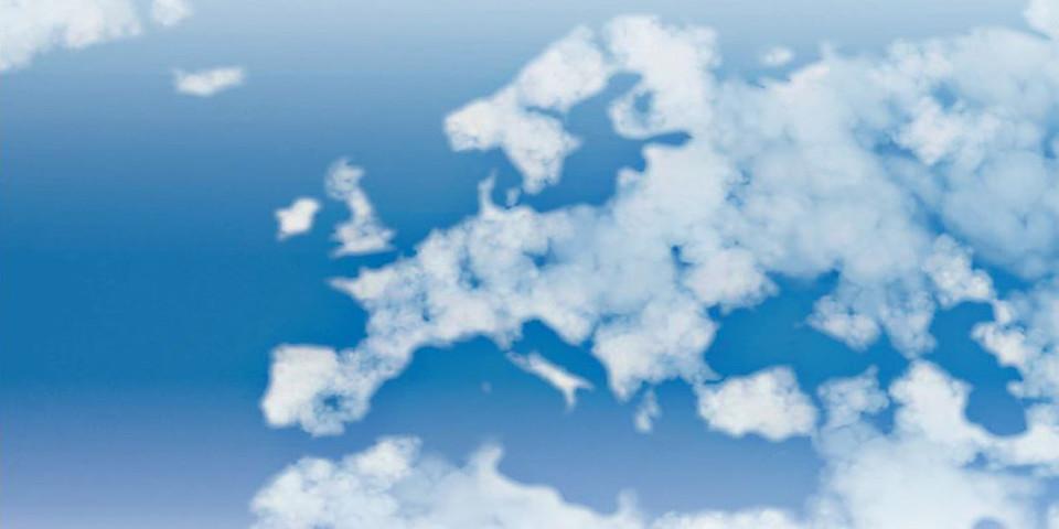 Cloud Computing ist hierzulande deutlich gefragter als im Rest von Europa