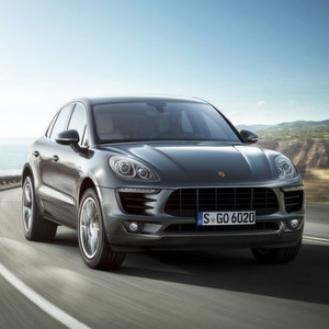 Der Porsche Macan ist das wertbeständigste Auto in Deutschland.