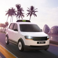 EVA - Das Elektrotaxi für tropische Megacities