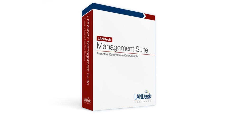 Ob die LANDesk Management Suite 9.5 Service Pack überzeugen kann, zeigt der Test von IP-Insider