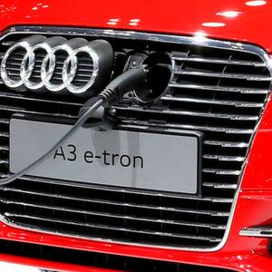 Audi setzt verstärkt auf Elektroautos