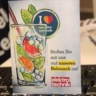 Cocktail-Happy-Hour auf der SPS IPC Drives 2013