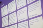 Viele Statements und Anregungen der Teilnehmer und Referenten fanden Platz auf der Twitterwall der Veranstaltung.