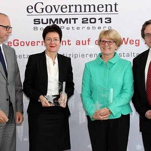 Summit diskutiert Umsetzung des eGovernment-Gesetzes
