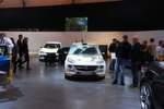 Opel muss im Ruhrgebiet für Imagepflege sorgen und präsentierte sich auf einem großen Stand.