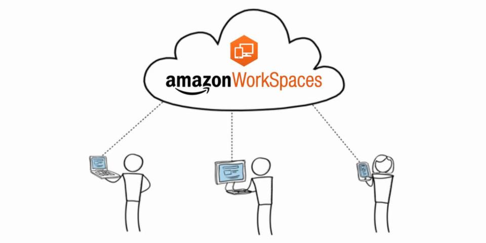 Amazons VDI kommt per PCoIP aus der Cloud und soll mit verschiedensten Endgeräten funktionieren.