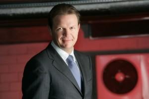 Peer Knauer, Vorstandsvorsitzender der Versatel AG
