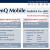 Online-Versteigerung gestartet - vom PC bis zur Produktionsanlage