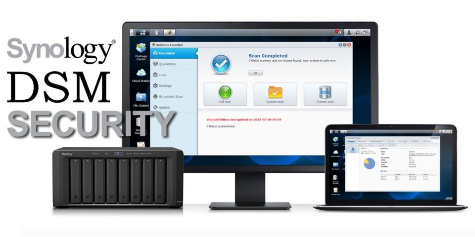 Mit einem NAS von Synology kann ein kleines Unternehmen durchaus auf einen Fileserver verzichten und mit den richtigen NAS-Apps auch auf VPN-, RADIUS- und Syslog-Server.