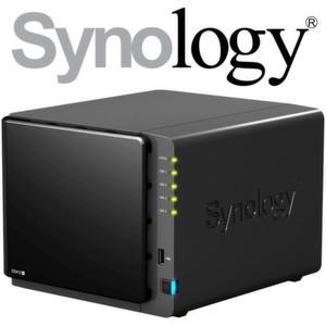 Sicherheit dank Synology NAS