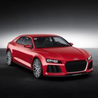 Weltpremiere des Audi Sport quattro laserlight concept mit Plug-in-Hybridantrieb