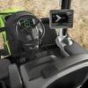 Kapazitive 3D-Touch-Bedienung für Landmaschinen