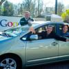 Verkehr-te Welt: Mit Google Glass zum Google Car