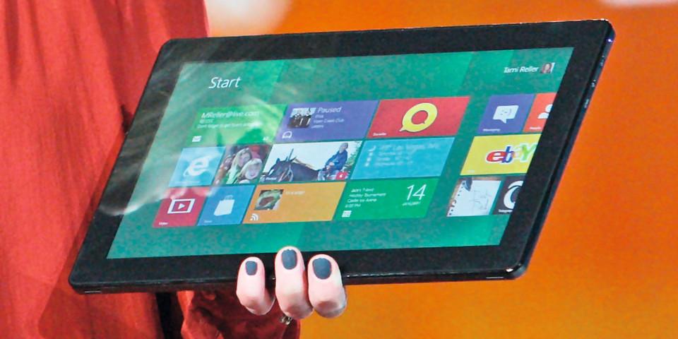 Angeblich soll Windows 9 im April 2015 kommen.