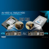 Attingo Datenrettung rekonstruiert Daten auf defekten Helium-Festplatten