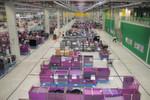 Für die Logistik investierte BMW in spezielle CFK-Behälter. Sie wurden nach BMW-Vorgaben produziert.