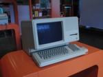 Der glücklose Vorgänger: Die Apple Lisa, benannt vermutlich nach Steve Jobs erster Tochter