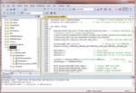 Bild 2: Source Files, betrachtet mit µVision4 (Keil)