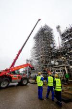 Zum ersten Mal in der Geschichte des Standorts wird die komplette Raffinerie in einem einzigen Turnaround-Projekt gewartet.