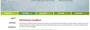 Prepaid-Abrechnung für Silk Performer CloudBurst