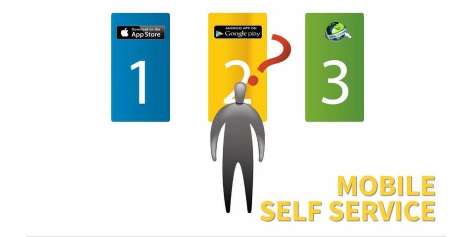 Landesk Service Desk 7.7 stellt den Mobile Self Service als App für iOS und Android sowie als Webanwendung zur Verfügung.