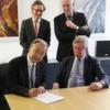 Neubau zeichnet Ratingen als wichtigsten Standort in Europa aus