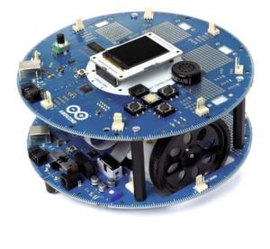 Arduino Robot: Arduino auf zwei Rädern