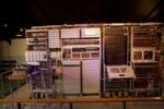 Der erste elektronische Computer der Welt: Colossus, hier der funktionsfähige Nachbau im NMOC