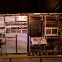 Der erste elektronische computer feiert heute 70 geburtstag