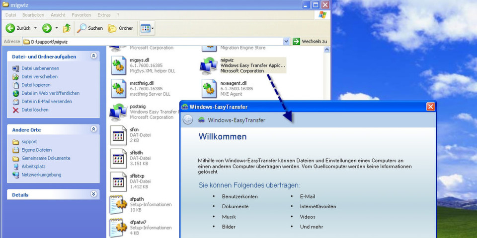 Der Support für Windows XP endet zwar im April, doch mit ein paar Kniffen kann man XP auch noch etwas länger am Leben erhalten.