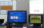 Der Stand der Firma AppShere auf der CloudZone.