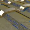 In Graphen-Nanobändern verhalten sich Elektronen wie Licht