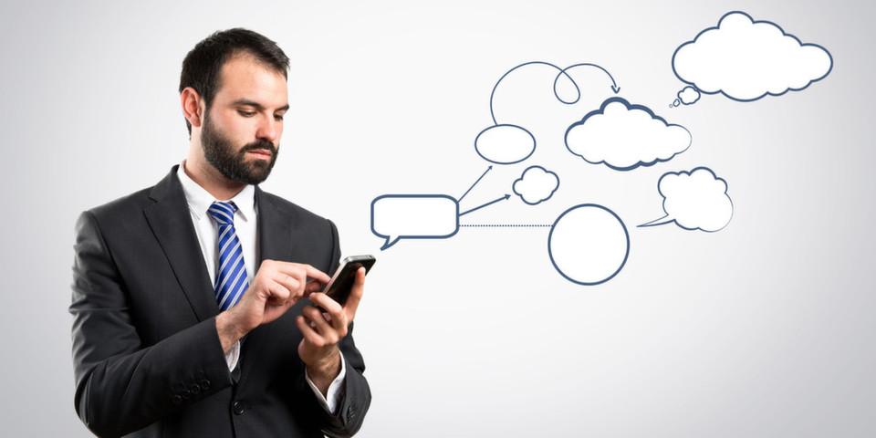Smartphones haben sich zu richtigen Tausendsassas entpuppt und machen mobiles Arbeiten immer komfortabler und leistungsfähiger.