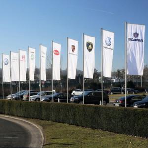 Weiterer Absatz-Dämpfer für Volkswagen