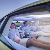 Rinspeed zeigt die Zukunft des autonomen Fahrens